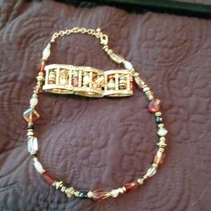Charming Charlie Necklace and Bracelet